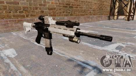Fusil automatique Colt M4A1 pour GTA 4