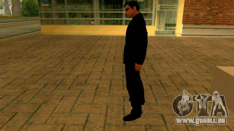 La nouvelle texture Wuzimu pour GTA San Andreas deuxième écran