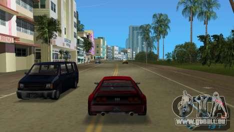Der Tacho aus NFS Underground für GTA Vice City