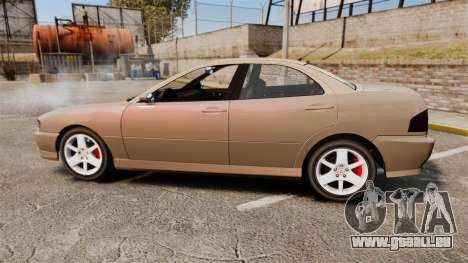 Dinka Chavos new wheels für GTA 4 linke Ansicht