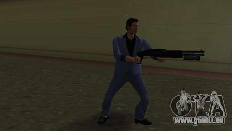 Les armes de Chasse à l'homme pack 2 pour le quatrième écran GTA Vice City