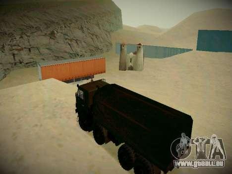 Piste off-road pour GTA San Andreas huitième écran