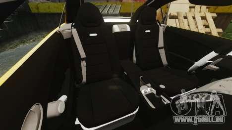 Mercedes-Benz SLK 55 AMG 2014 v1.4 für GTA 4 Seitenansicht