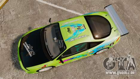 Mitsubishi Ecplise GS 1995 Racing Style pour GTA 4 est un droit