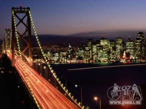 Les écrans de chargement, San Francisco pour GTA 4 troisième écran