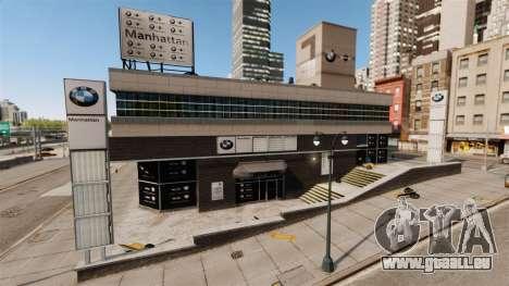 Concessionnaire BMW pour GTA 4