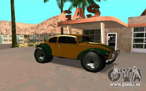 GTA V BF Injection für GTA San Andreas linke Ansicht