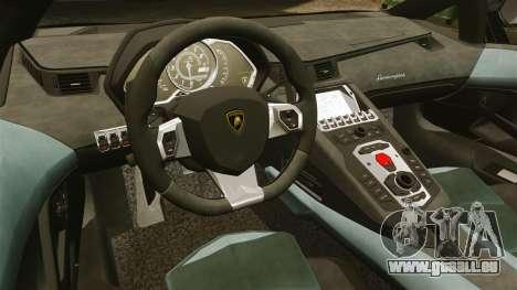 Lamborghini Aventador LP700-4 2012 [EPM] GoPro pour GTA 4 est une vue de l'intérieur