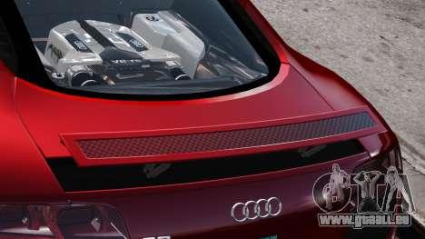 Audi R8 v1.1 pour le moteur de GTA 4