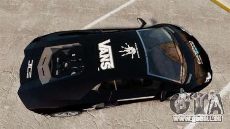 Lamborghini Aventador LP700-4 2012 [EPM] GoPro pour GTA 4 est un droit