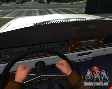 GAS-2402 Medsluzhba für GTA 4 rechte Ansicht