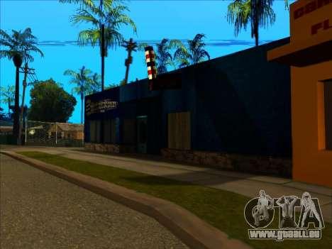 Die neue textur speichern Binco in LS für GTA San Andreas zweiten Screenshot