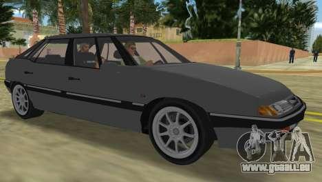 Citroen XM für GTA Vice City linke Ansicht