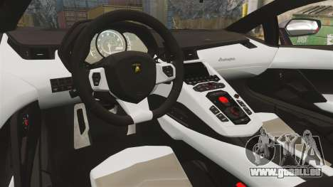 Lamborghini Aventador LP700-4 2012 [EPM] NFS für GTA 4 Innenansicht