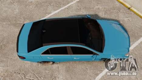 Mercedes-Benz B63 S Brabus pour GTA 4 est un droit