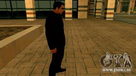 La nouvelle texture Wuzimu pour GTA San Andreas quatrième écran