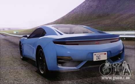 GTA V Dinka Jester HQLM für GTA San Andreas