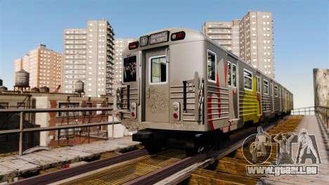 De nouveaux graffitis pour metrowakonowa pour GTA 4 secondes d'écran