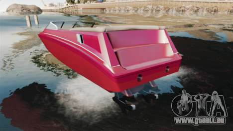 GTA IV TBoGT Floater für GTA 4 hinten links Ansicht