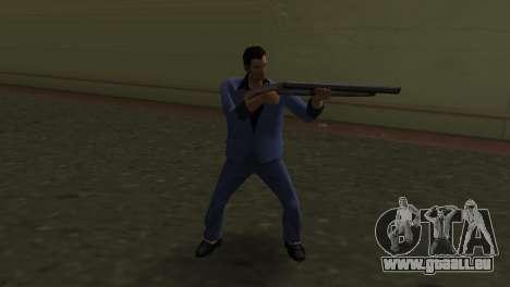 Les armes de Chasse à l'homme pack 2 GTA Vice City pour la deuxième capture d'écran