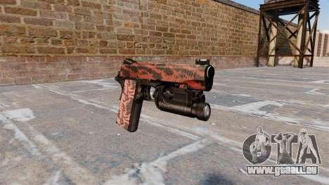 Pistolet Semi-automatique Kimber pour GTA 4