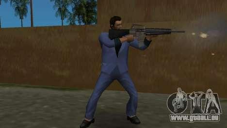 Retexturer armes pour GTA Vice City