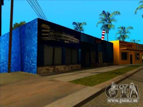 Die neue textur speichern Binco in LS für GTA San Andreas dritten Screenshot