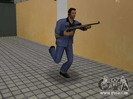Les armes de Chasse à l'homme pour GTA Vice City cinquième écran
