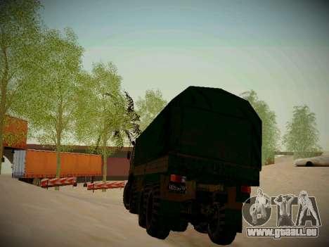 Piste off-road pour GTA San Andreas dixième écran