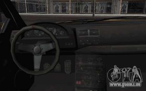 GTA IV Sultan für GTA San Andreas rechten Ansicht