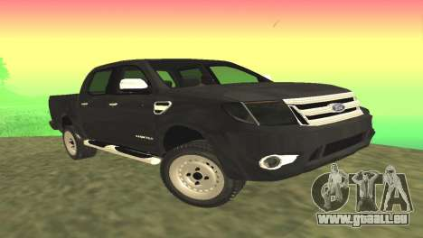 Ford Ranger Limited 2014 für GTA San Andreas