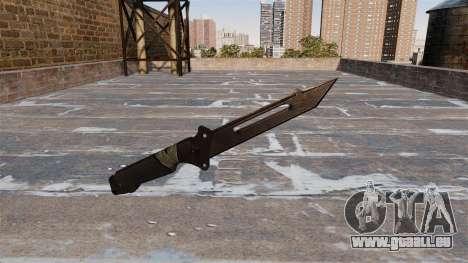 Couteau BF2142 pour GTA 4
