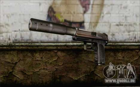 G17 pistol pour GTA San Andreas