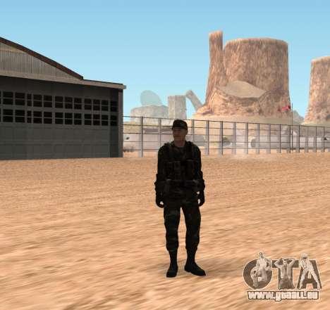 Army HD für GTA San Andreas