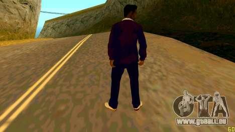 La nouvelle texture Jizzy HQ pour GTA San Andreas deuxième écran
