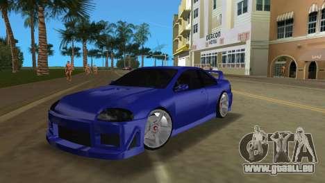 A-Tecks Spectical pour GTA Vice City sur la vue arrière gauche