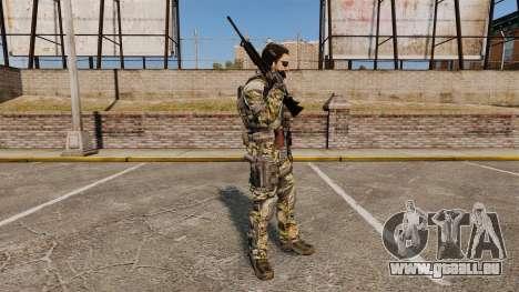 David Mason v2 für GTA 4 dritte Screenshot
