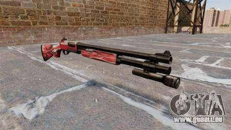 Riot-Flinte Remington 870 Wingmaster für GTA 4