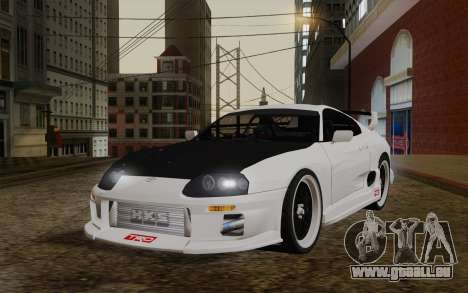 Toyota Supra TRD für GTA San Andreas
