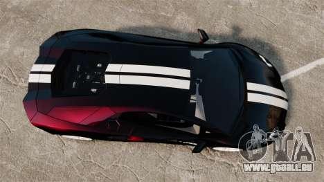 Lamborghini Aventador LP700-4 2012 [EPM] NFS pour GTA 4 est un droit