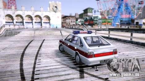 Daewoo FSO Polonez Caro Fire für GTA 4 rechte Ansicht