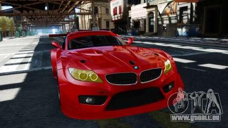 BMW Z4 GT3 2012 für GTA 4