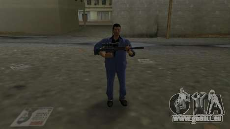 Retexturer armes GTA Vice City pour la troisième écran