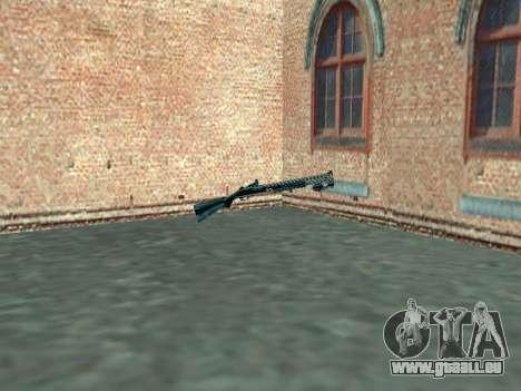 Un Nouveau Pack D'Armes pour GTA San Andreas deuxième écran