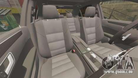 Mercedes-Benz B63 S Brabus pour GTA 4 est un côté