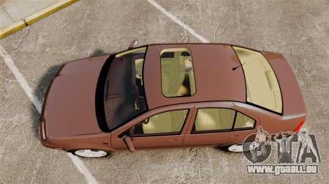 Volkswagen Bora 1.8T Camel pour GTA 4 est un droit