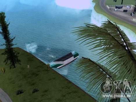 Das Wrack v2.0 Final für GTA San Andreas