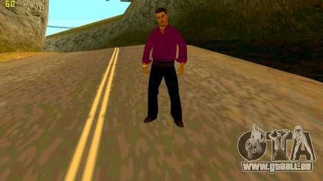 La nouvelle texture shmycr pour GTA San Andreas