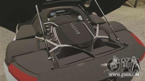 Jaguar C-X75 [EPM] Carbon Series für GTA 4 Innenansicht
