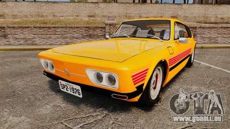 Volkswagen SP2 für GTA 4